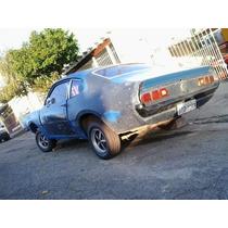 Maverick Hot Hod ,puma Gts Placa Preta,s10, Hilux,limousine