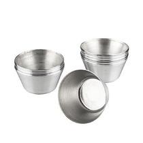 Forminha Cupcake Em Aluminio Pack 12 Peças