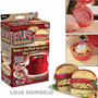Hamburguer Recheado Modelador Forma Carne Forma Stufz Burger