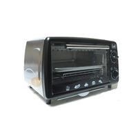 Forno Eletrico 12 Litros Inox Escovado 110 V Forninho Eletro
