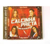 Cd Banda Calcinha Preta - Vol 16 - Lacrado-cdlandia