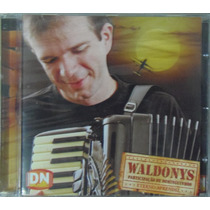 Cd Waldonys - Eterno Aprendiz - Part. Dominguinhos
