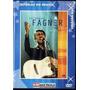 Dvd Fagner Me Leve - Ao Vivo /original-novo.