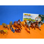 13 Cavalos Selvagens Mustang Puro Sangue Escala Apache