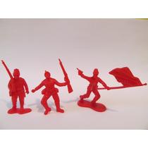 Lote De Soldadinhos Gulliver - Contém 3 Soldados - (j-124)