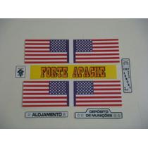 = Forte Apache Faroeste Adesivo Gulliver Frete Grátis Antigo