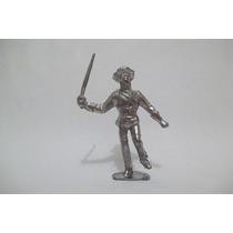 Soldado Chumbo #50 Forte Apache - Zorro - Soldado C/ Espada