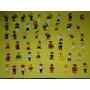25 Indios + 25 Cowboys Colorido Escala 1:50 Com 04 Cm Altura