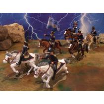 Cavalaria Argentina Históricos Britains - Brinqtoys