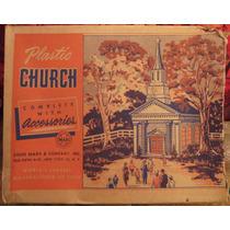 Igreja Marx Toys - Brinqtoys - Forte Apache