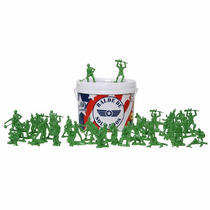 Toy Story - Balde Com 60 Soldados - Toyng
