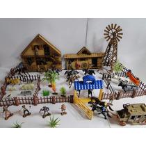 Forte Apache Gulliver Cidade Velho Oeste Cowboy Diligencia