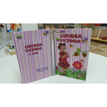 Caderno De Assinatura: Aniversário, Casamento, 15 Anos