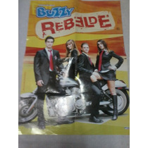Álbum Figurinhas Rebelde - Chicle Buzzy
