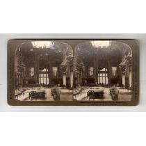Foto Estereoscopica--cassino Monte Carlo-salão 30 E 40