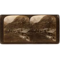 Antiga Fotografia Esteroscópica (m105)