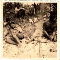 Foto Antiga De Índios