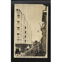 Ribeirão Preto = Rua Alvares Cabral = Fotografia De 1950