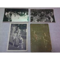 Lote 4 Antigas Fotos - Família Ribeirão Preto Década 40