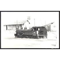 Leopoldina - Locomotiva