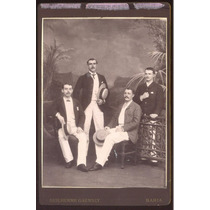 Gaensly - Fotografia Cabinet