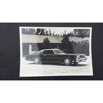 Foto Carro Antigo - Década De 70