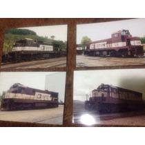 4 Locomotiva Da Vale Fotos Tiradas Em 1997 E 2001