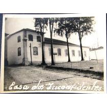 Fotografia Antiga Ouro Preto Mg Casa Dos Inconfidentes