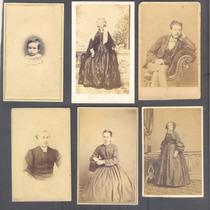 Carte De Visite - Mulheres Fotógrafas - Coleção 23 Unidades