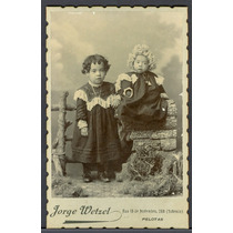Carte Cabinet - Jorge Wetzel - Pelotas - Crianças