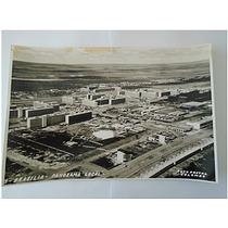 Fotografia Construção De Brasília De Antigo Postal Colombo
