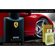 Perfumes Tradução Gold Hinode 28-100 Ml Com 23% De Essência