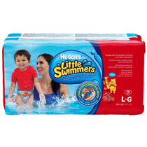 Fraldas Huggies Little Swimmers Mar E Piscina G 10 Unidades