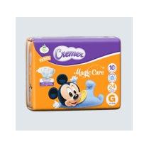 Cremer Magic Care - Tam G - 288 Fraldas + 12 Toalhas Pampers