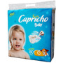 Fralda Capricho Baby Super Jumbo G 80 Unidades