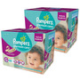 Combo Fralda Pampers Premium Care Jumbo G 136 Unidades