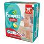 Fralda Pampers Pants G 16 Un (kit 10 Pacotes)