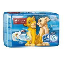 Fralda 24 Un. Tam. M O Rei Leão Disney Original - Capricho
