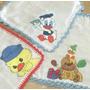 Fraldas De Crochê E Pintadas (feitos A Mão)