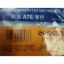 Valvula Equalizadora Freio Traseiro Gm A/c/d 20 88 A 93 5453