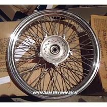 Roda Dianteira Shadow 600cc Original Honda