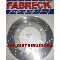 Disco De Freio Traseiro Yamaha Yzf 1000 R1 Ano 1998 A 2001