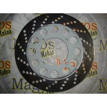 Disco De Freio Trazeiro Da Gs 500
