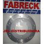 Disco De Freio Traseiro Honda Cb-500 Ano 1997 A 2003 Fabreck