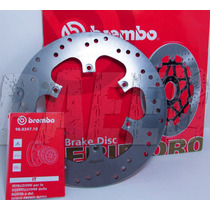 Disco Freio Traseiro Brembo Original G650 Bmw Cod.68b40781
