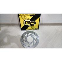 Disco De Freio Dianteiro Xtz 250 Lander Gp Qualidade 100%!!