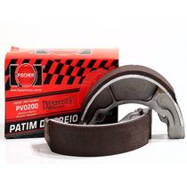 Lona Patim De Freio Honda Job 150 Cg Sport 150 Titan Mix 150
