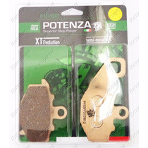 Pastilha Traseiro Potenza 192 Kawazaki Er6n