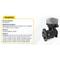 Compressor Ar Caminhão Volkswagem Motor Cumins 8160010-0