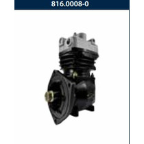 Compressor Ar Caminhão Vw - Motor Mwm- 8160008-0